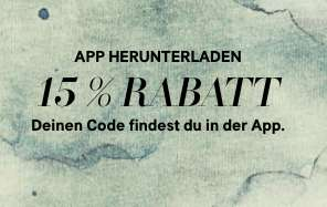 H&M: 15% Rabatt - wenn man die H&M App herunterlädt