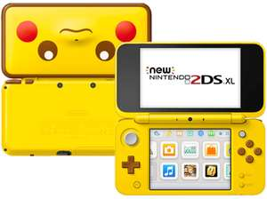 Nintendo New 2DS XL Pikachu Edition für 111€