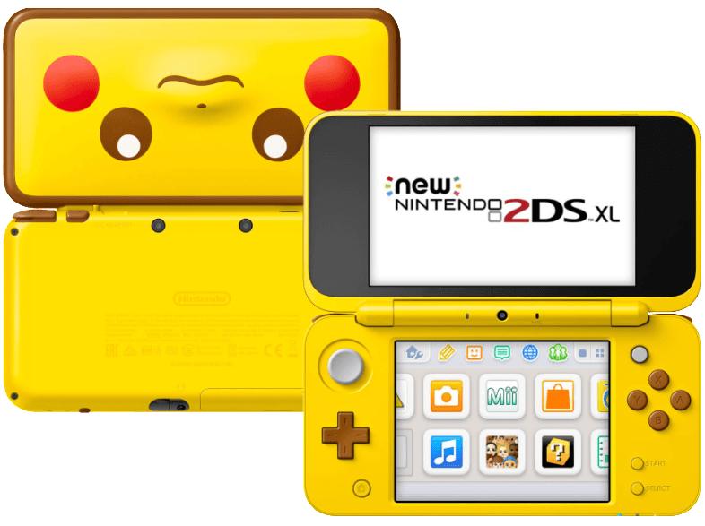 Nintendo New 2DS XL Pikachu Edition für 111€