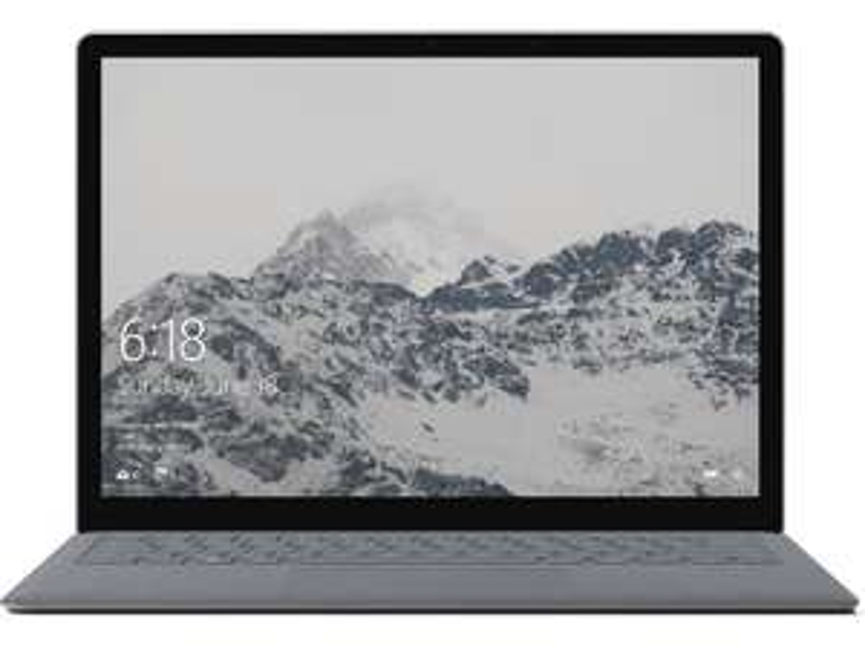 Microsoft Surface Laptop 13,5 Zoll (Intel Core i5, 128GB Festplatte, 4GB RAM, Win 10 S) + Docking Station für 797€
