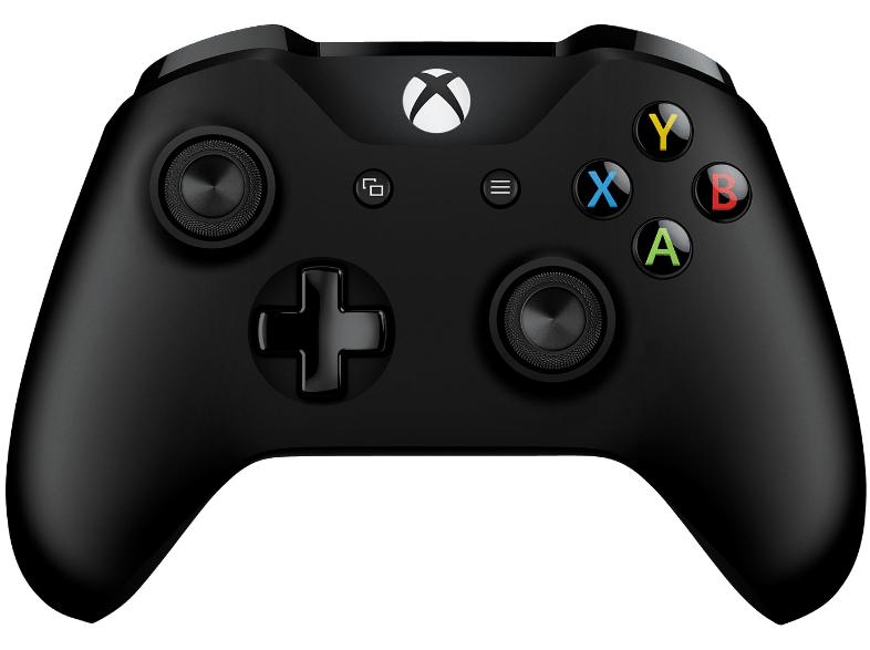 [Mediamarkt] Microsoft Xbox One S Wireless Controller Gamepad drahtlos Bluetooth Schwarz  um 29,-€**Der Controller istwieder verfügbar**