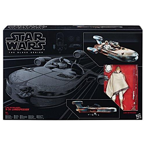 [Amazon.de] Hasbro Star Wars Black Series Luke Skywalker & Landspeeder - Bestpreis
