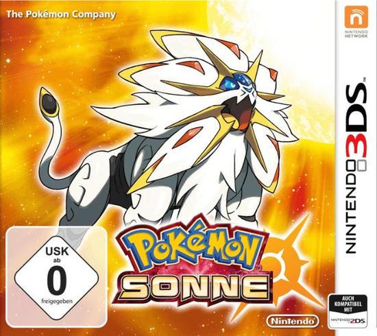 GameStop: Pokémon Sonne (Nintendo 3DS) für 19,96€
