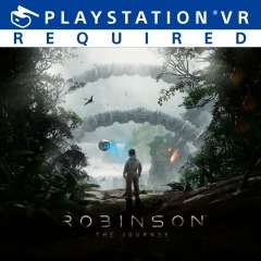 (PS4 VR) Robinson: The Journey