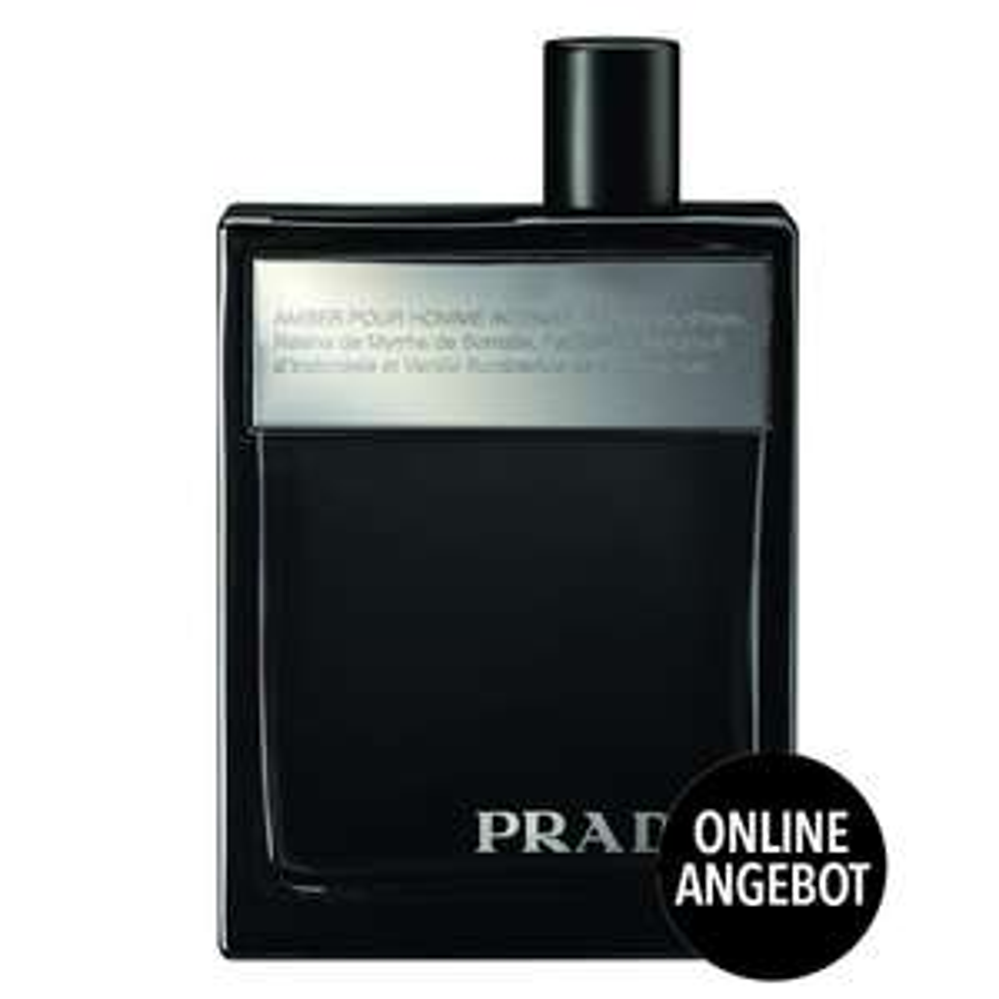 Douglas: Prada Amber pour Homme Eau de Parfum 100ml