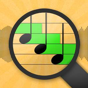 """(Android) """"Note Recognition"""" - Musik in Noten umwandeln"""