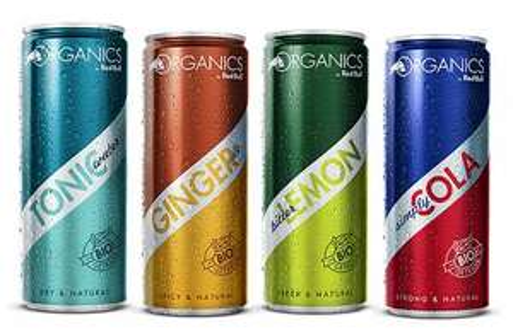 "Kostenloses ""Organics"" Red Bull bei Spar / Eurospar / Interspar"