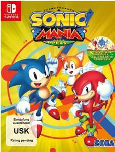 Sonic Mania Plus [Nintendo Switch/PS4]