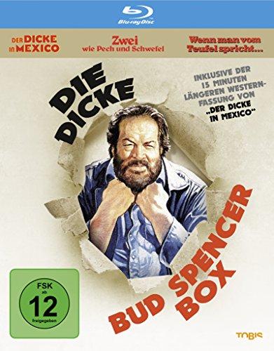 Die Dicke Bud Spencer Box [Blu-ray] für 18,99€ [Amazon Prime]