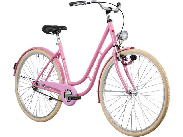 Mädels-Bike! Ortler Detroit in Pink um 43% billiger!