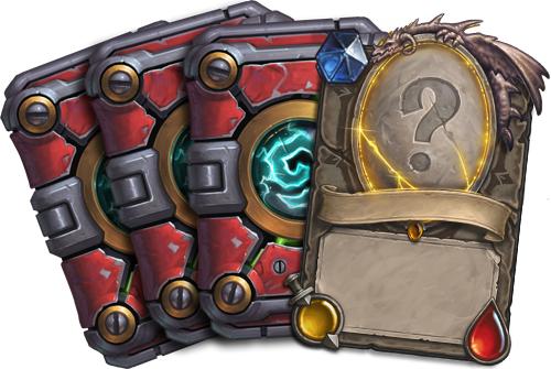 [Blizzard] Hearthstone (ab 21.08.18): gratis 3 Kartenpackungen aus Dr. Bumms Geheimlabor! und einen legendären Klassendiener (oder Heldenkarte) bekommen