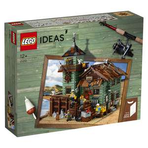 [Toys´R´us.at] LEGO Ideas - 21310 Alter Angelladen - Bestpreis