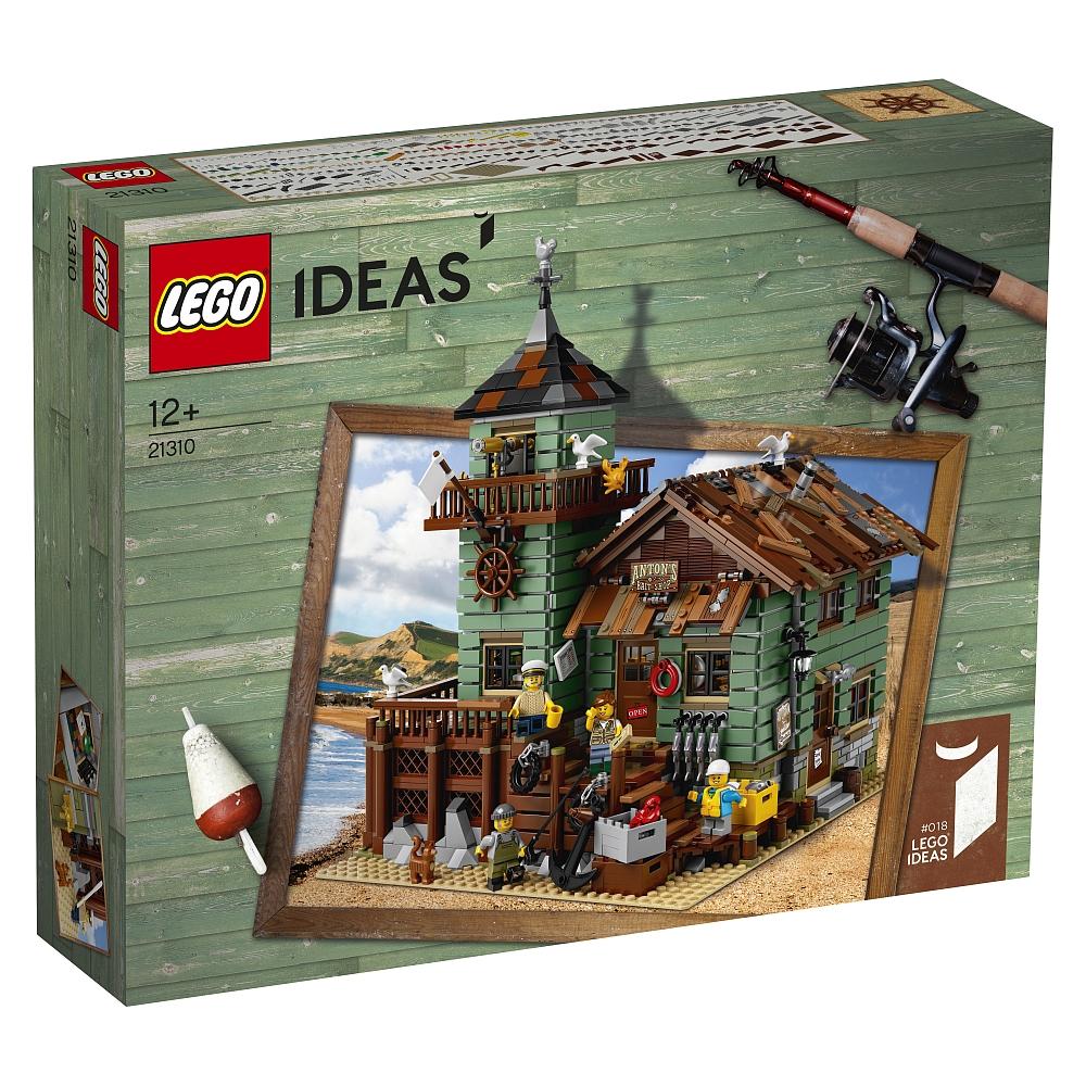 [Toys´R´us.at] LEGO Ideas - 21310 Alter Angelladen - Bestpreis