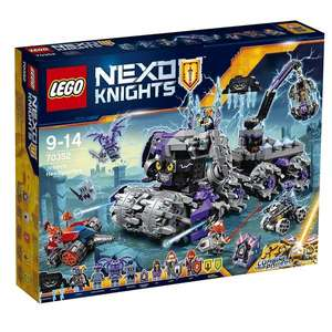 [Thalia.at] LEGO Nexo Knights - Jestros Monströses Monster-Mobil (70352) - Bestpreis