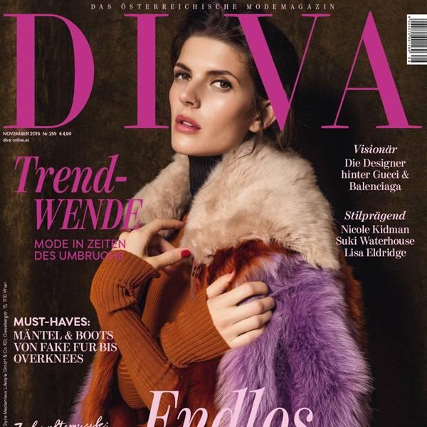 """2x GRATIS """"Diva"""" Magazin - Abo endet automatisch"""