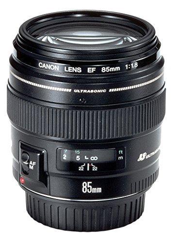 Amazon.co.uk: Canon EF 85mm 1.8 USM um 211,58€