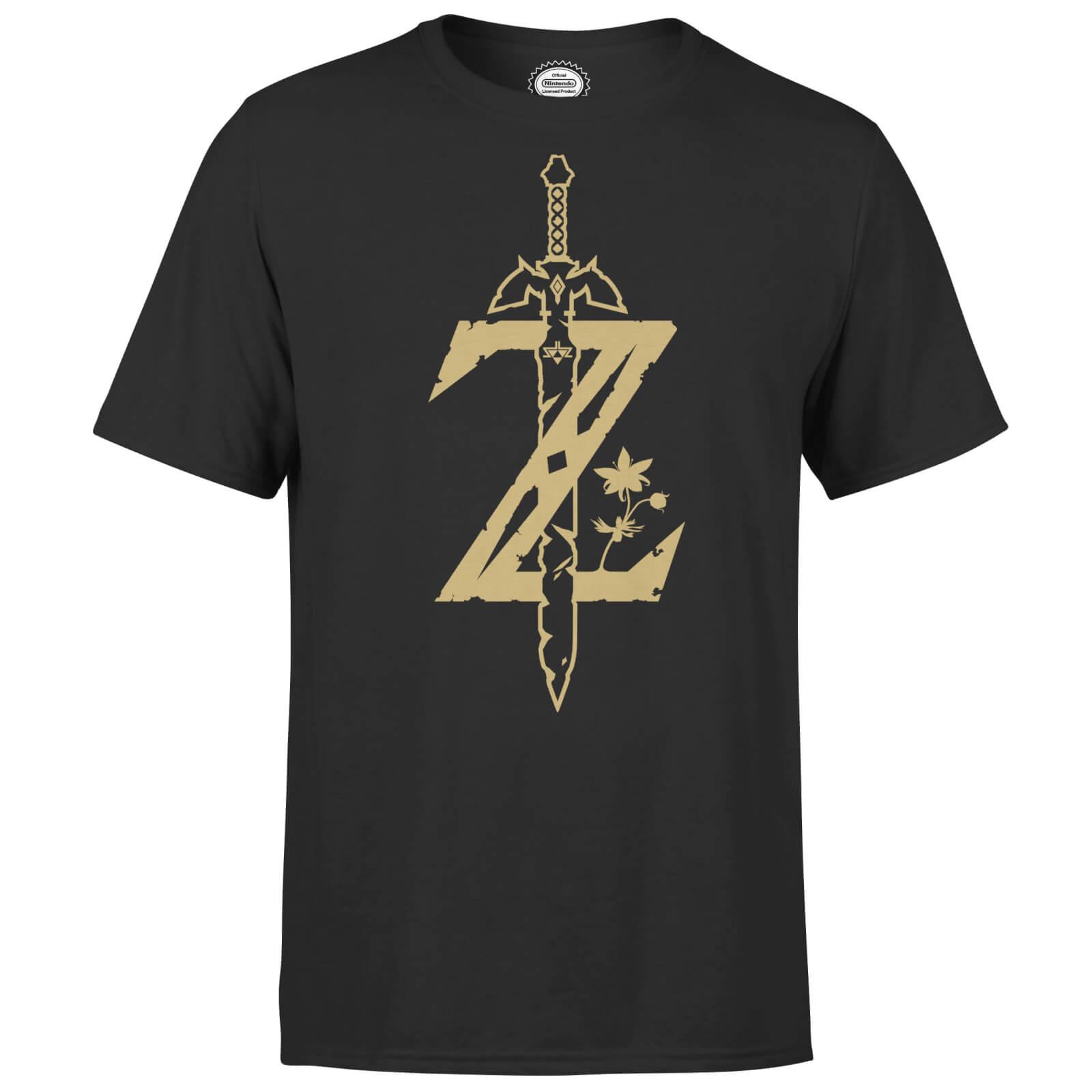 Zelda Master Sword Shirt