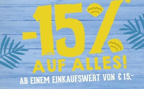 [Merkur] -15% auf Alles ab 15€ Einkaufswert (16.8.-18.8)