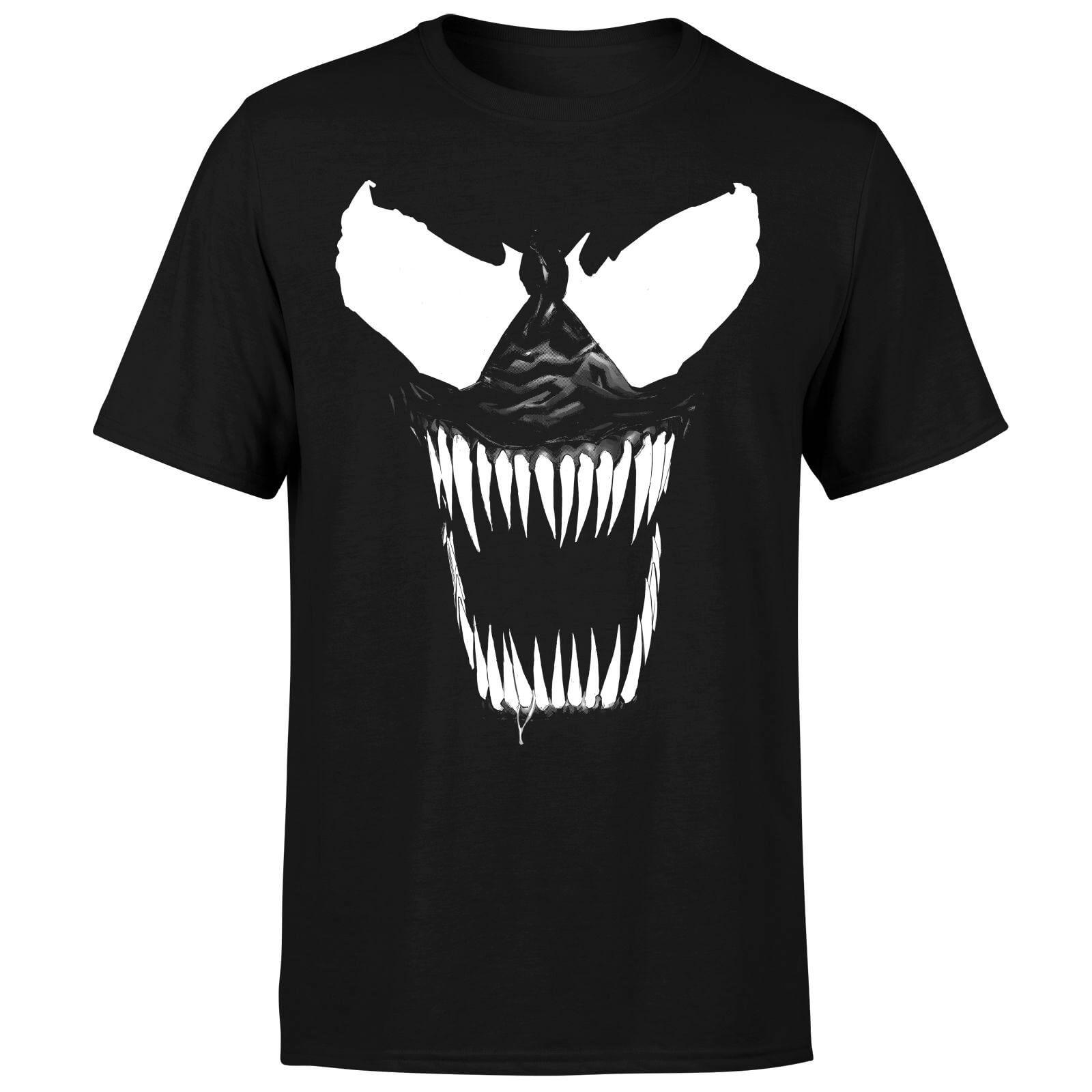 Venom Bare Teeth Shirt bei Zavvi