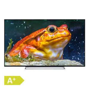 Toshiba 55 Zoll Ultra HD 4K LED Fernseher Smart