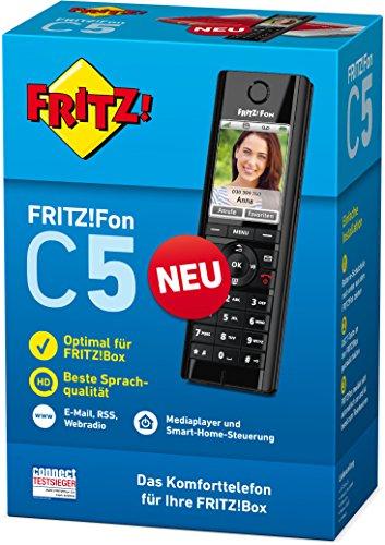 Amazon.de: AVM FRITZ!Fon C5 um 48,07€