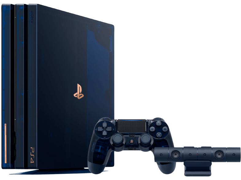 Saturn / Media Markt: PlayStation®4 Pro 500 Million 2TB Limited Edition für 499,99€