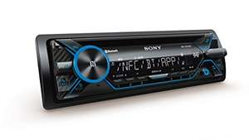 Sony MEXN4200BT Autoradio mit Dual Bluetooth für 57€