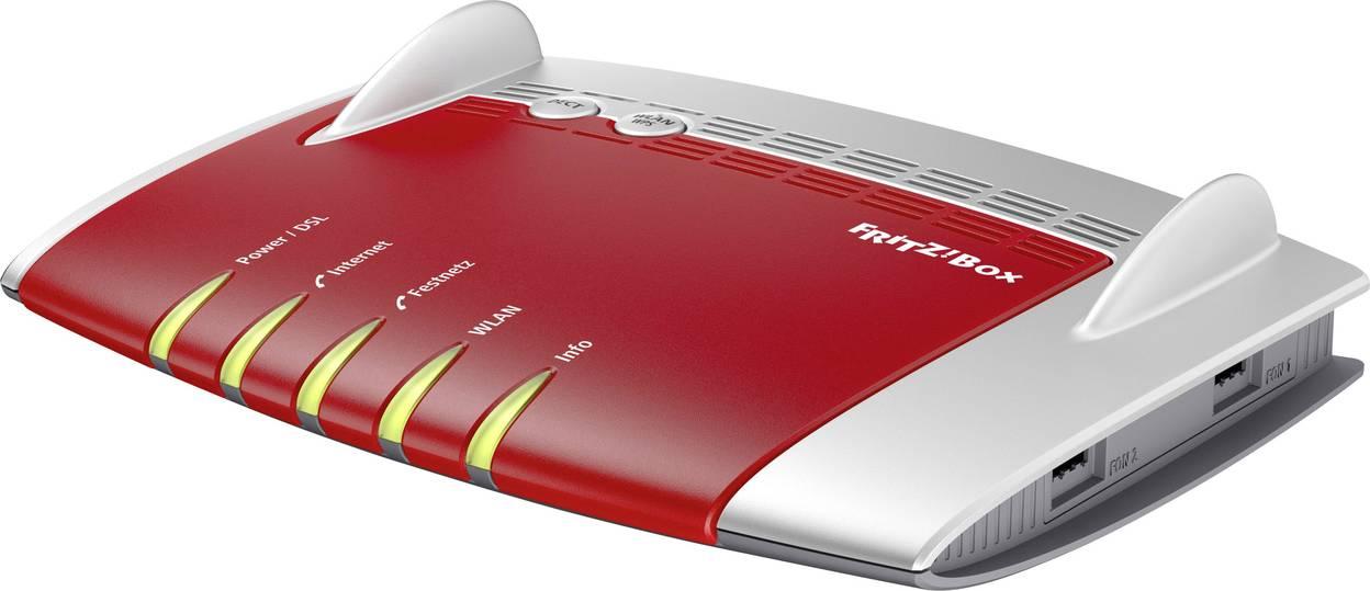 AVM FRITZ!Box 7490 B-Ware WLAN Router mit Modem