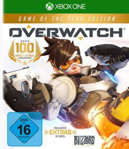 Overwatch  GOTY Edition für Xbox One um 9.96€