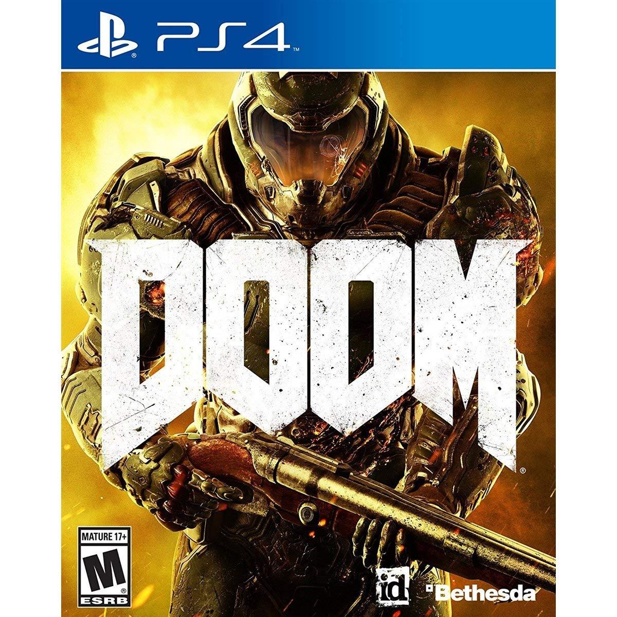 [Amazon.de] [PS4] Doom für €10,- Bestpreis