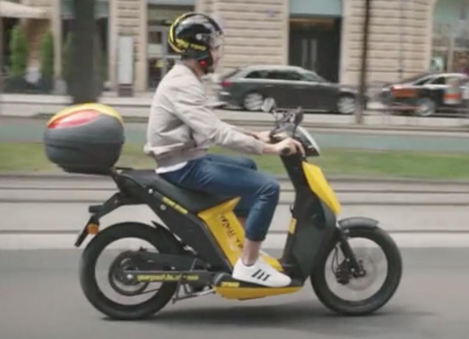 [ÖAMTC] Elektro-Scooter-Sharing in Graz & Wien - ab heute