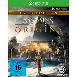 [Xbox] Assassin's Creed Origins - Gold Edition
