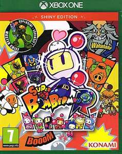 [PS4] [Xbox] Super Bomberman R: Shiny Edition