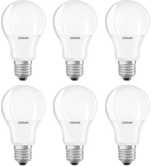 [getgoods] Osram LED E27 Glühlampenform 9 W 6 Stk.