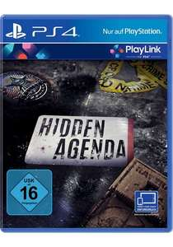 Universal - Hidden Agenda + SingStar Celebration + Wissen ist Macht  PS4 für 8,32€*