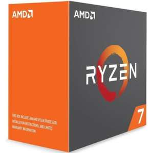 AMD Ryzen 7 1700X, 8x 3.40GHz, boxed für 176,69€ bei Amazon.uk
