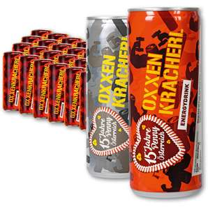 PENNY Oxxenkracherl Energy Drink um nur 0,22€ am 31.10.