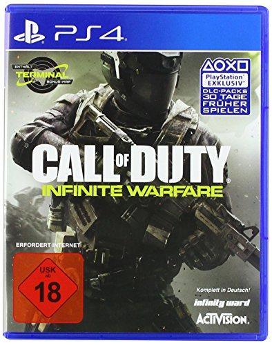 Call of Duty: Infinite Warfare (PS4) für 3,37 Euro (Prime)