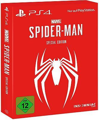 Universal - Spider-Man Special Edition PlayStation 4 für 63,99*