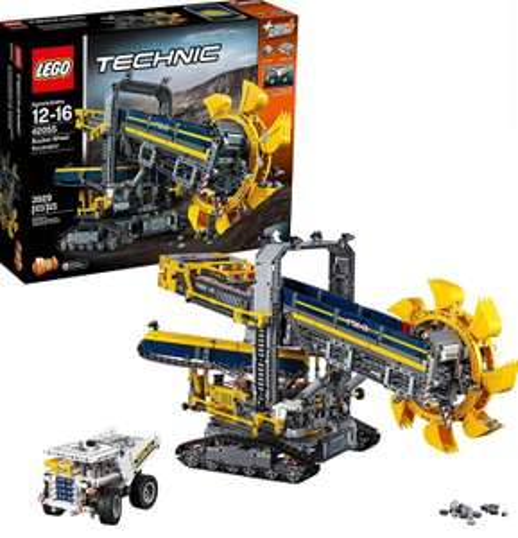 LEGO Technic 42055 - Schaufelradbagger bei Amazon Uk für ~129€