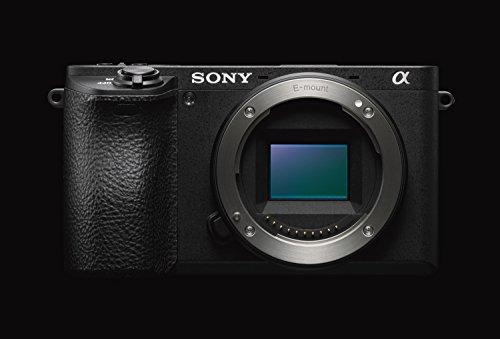 Sony Alpha 6500 APS-C E-Mount Systemkamera für 1065 € statt 1299 €