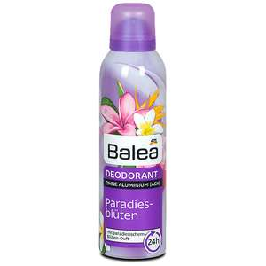 DM: Balea Deodorant Paradiesblüten/ Festival Fever Aloha Vibes (vegan)
