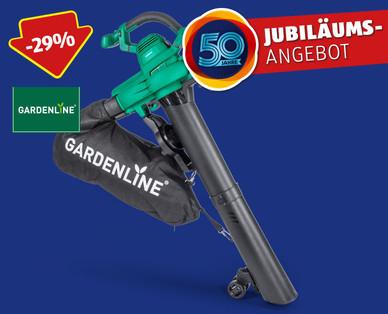 [Hofer] Gardenline Elektro-Laubsauger um 24,99 Euro