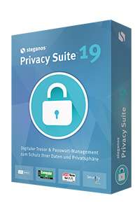 [Steganos] Avanquest Steganos Privacy Suite 19 kostenlos