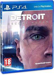 PS4 Detroit Become Human PlayStation 4 für 29,99*