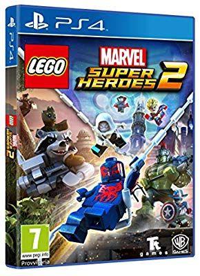 [PS4] LEGO Marvel Super Heroes 2