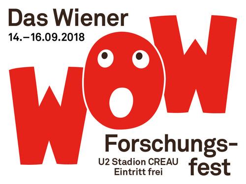 """Gratis Eintritt zum """"Wiener Forschungsfest"""" - 14.- 16.9.2018"""