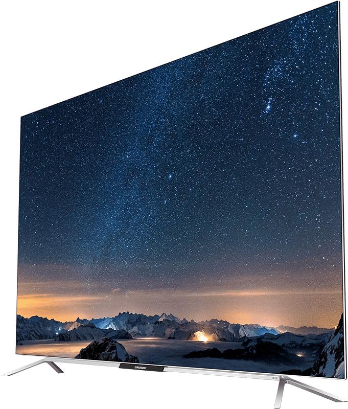 """www.AMAZON.de - Grundig 65"""" OLED Fernseher GOS 9798 silber Smart TV für € 1.524,68 inkl. Versand"""