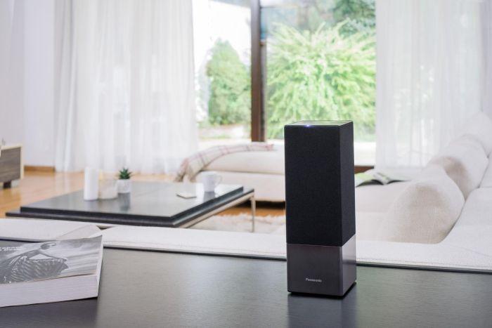 [Cyberport] Panasonic SC-GA10 sprachgesteuerter Lautsprecher mit Google