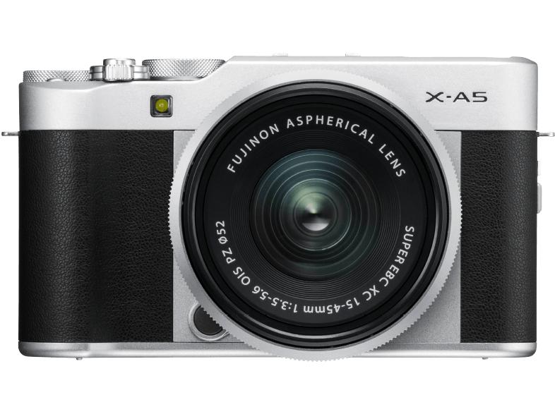 [Media Markt] FUJIFILM X-A5 mit Objektiv XC 15-45mm 3.5-5.6 OIS PZ
